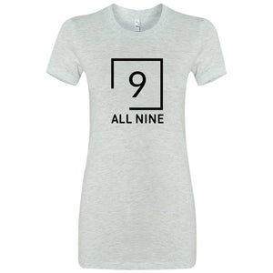 All9 Black - Women's Tee