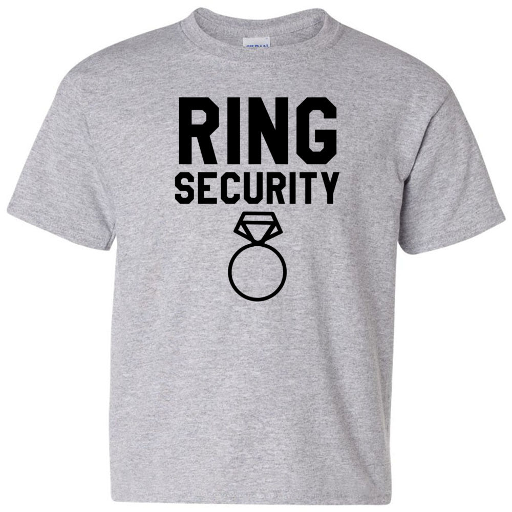 Ring Security Boys Tee (3 colors)