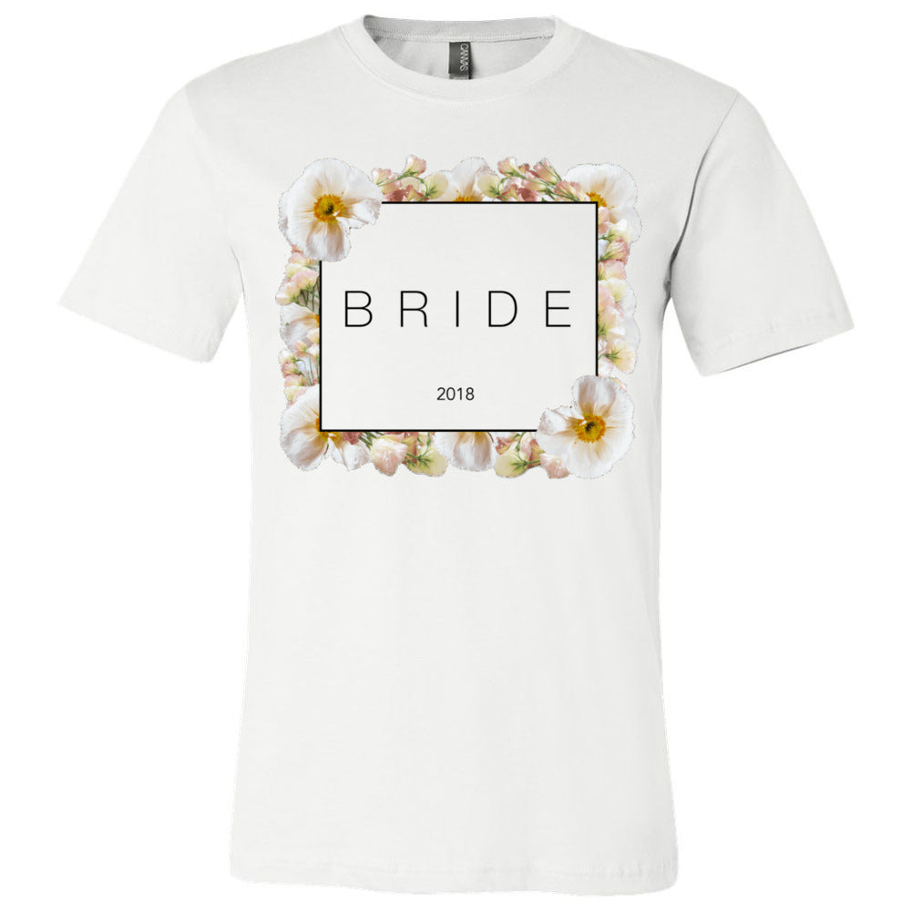 BRIDE Floral Block Tee - 2018 - Regular Fit