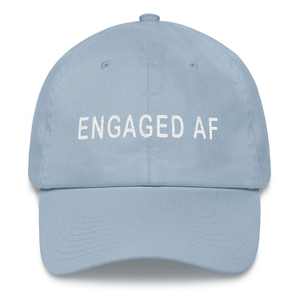 Engaged AF Dad Hat