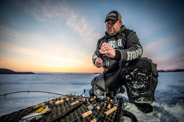 Angler Input and World-Class Technology Drive Growth of Technique-Specific Croix Custom Ice (CCI) Rod Series for 2020