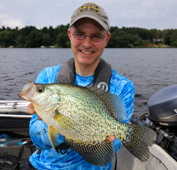 Spring Panfish Tips