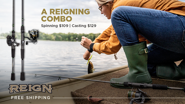 Anglers: Reign O'er Fall Fishing