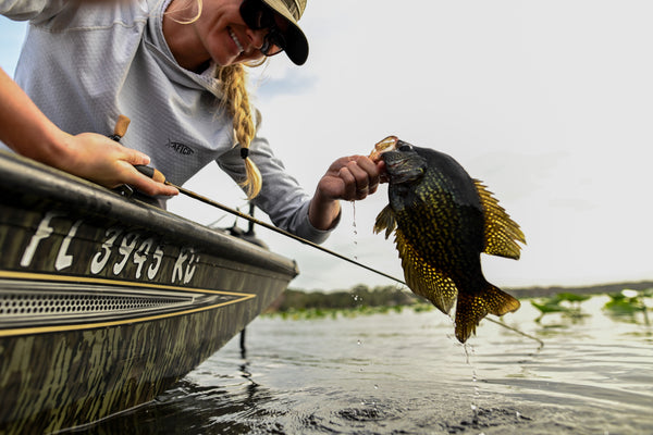 Early Season Panfish Secrets