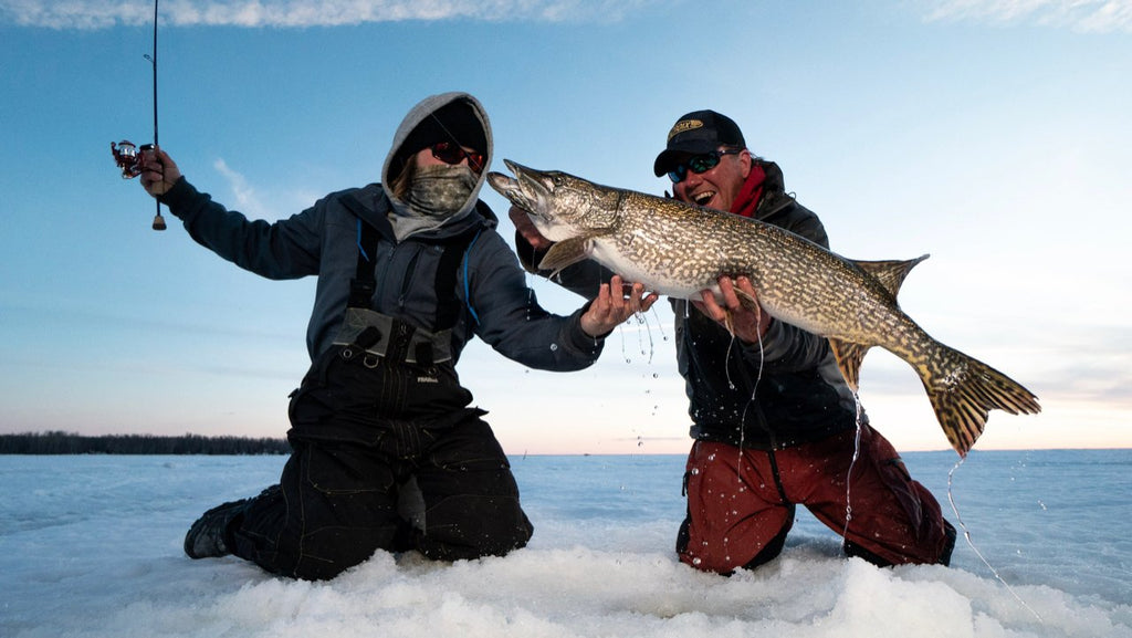 Ice Fishing's New Power Player: Croix Custom Ice Trophy Taker