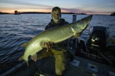 Give your Musky trolling some much-needed Mojo