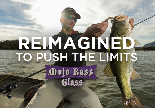 ST. CROIX LAUNCHES UPGRADED MOJO BASS GLASS AT BASSMASTER CLASSIC