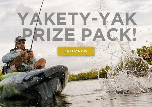 WIN Mojo Yak Rods and More During St. Croix Rod Promo