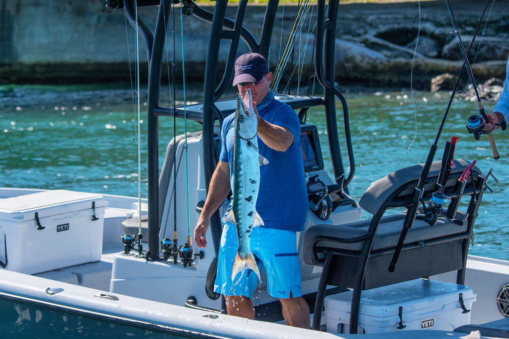 Inshore Fishing: Hunt for Fish, Not Rods