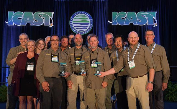 St. Croix Rod Company Honored by Industry