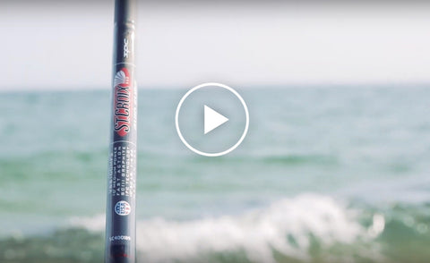 Surf Casting Video