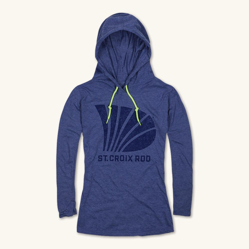 Ladies Channel Hoodie