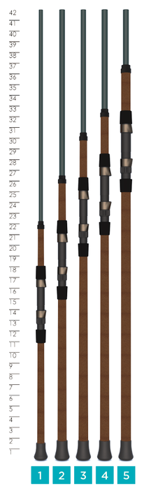 TRIUMPH® SURF SPINNING RODS