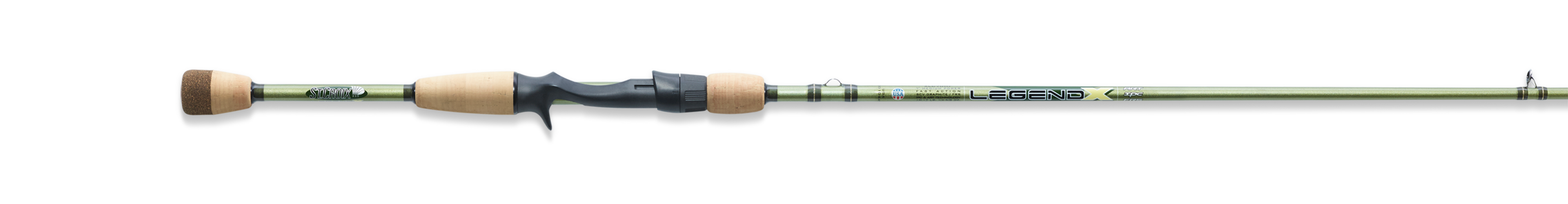 LEGEND® X CASTING RODS