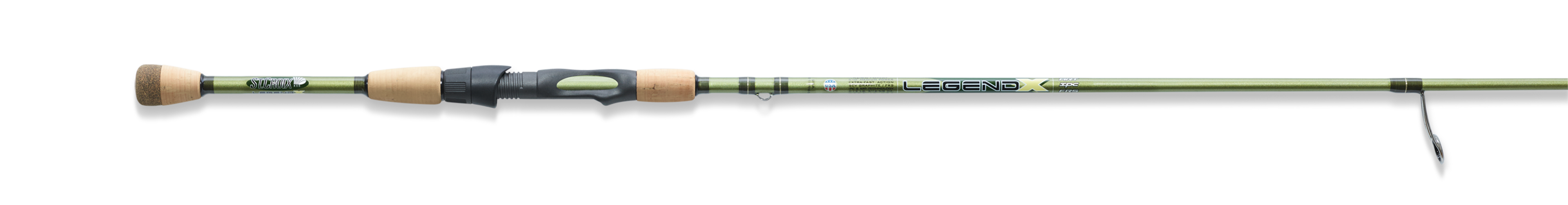 LEGEND® X SPINNING RODS