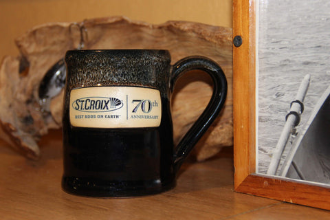 St. Croix 70th Anniversary Coffee Mug - (STCMUG70)