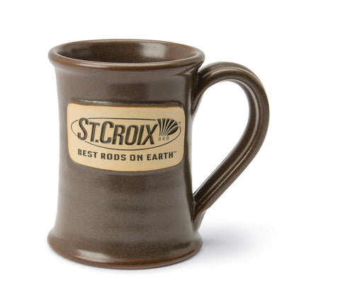 St. Croix Brown Coffee Mug - (STCMUG)