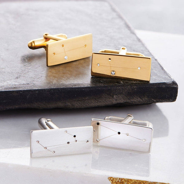 Constellation Cufflinks - Soremi Jewellery