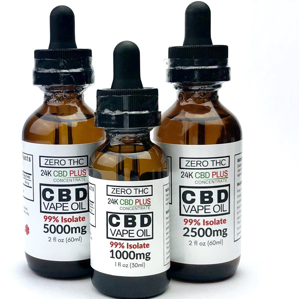 99.6%  Pure Nano CBD ISOLATE 0% THC  Vape Oil With Omega 3 Clarity Aid