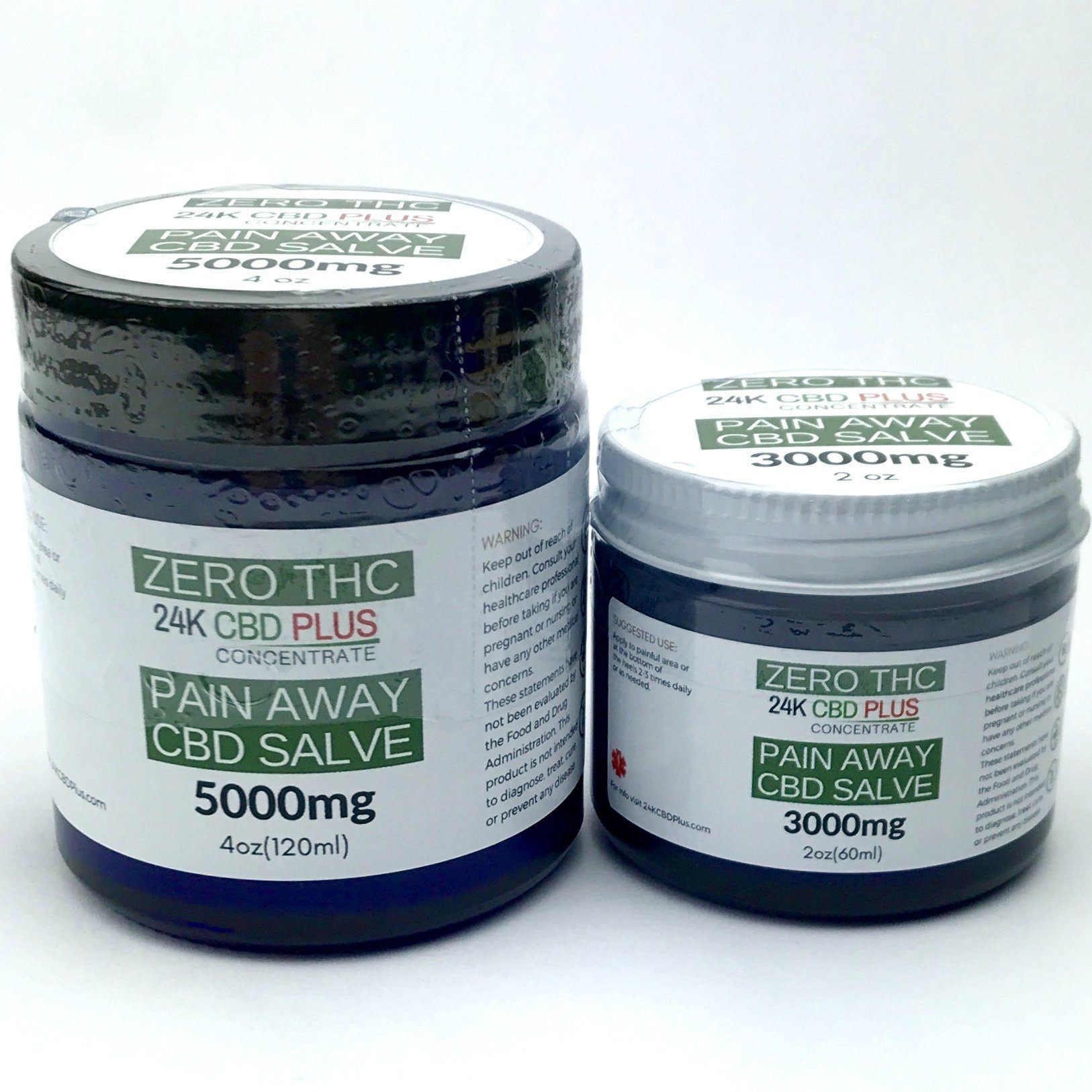 Pain Remedy - Powerful CBD OIL Salve + Vital Essential Nutrients Available In 500mg, 1000mg, 3000mg And 5000mg