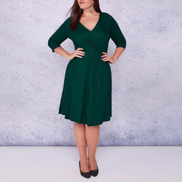 Plus size Dress Winter Holiday Collection – Its My Curves