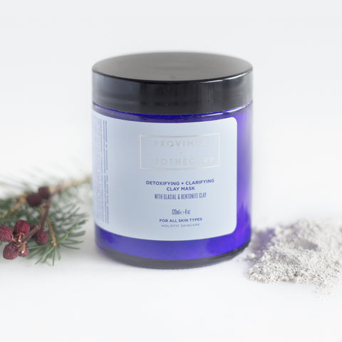 Clay Mask Holiday Gift