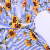 The Jeanna Sunflower Set