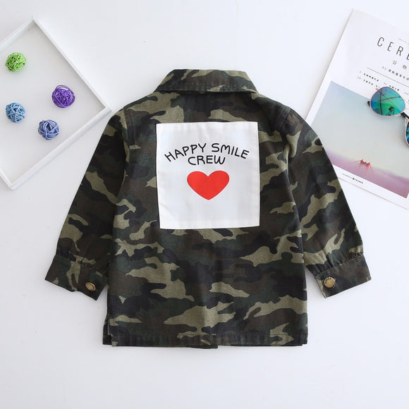The Harlow Camo Jacket