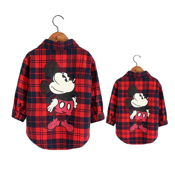 Mickey Flannels