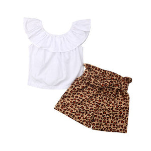 The Esther Leopard Set