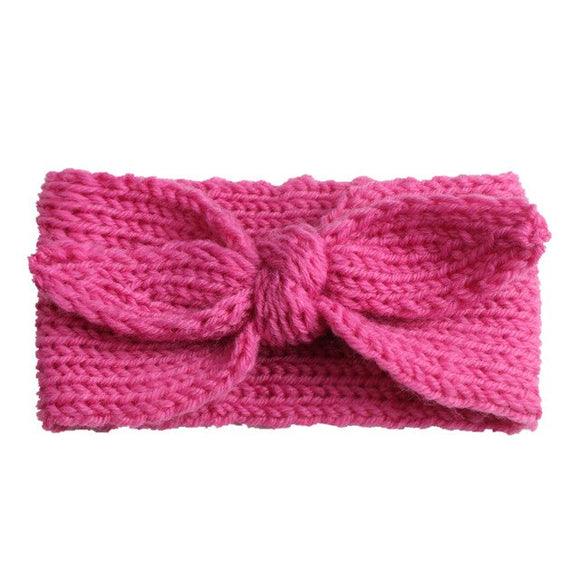 The Cindy Knit Bow