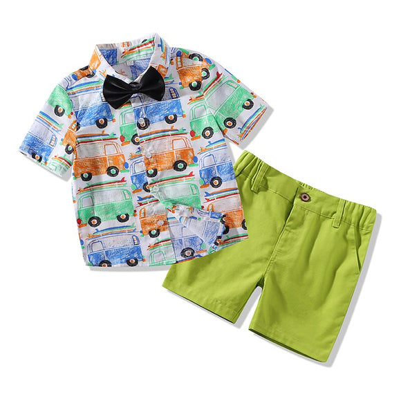 Surfer Boy Set