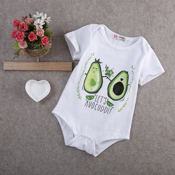 The Nicolette Avacuddle Onesie
