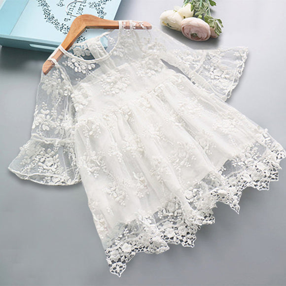 The Amanda Lace Dress