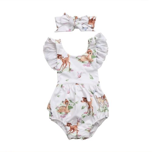 The Bambi Romper Set