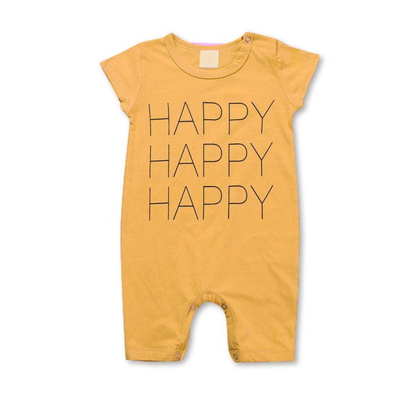 The Ian Happy Romper