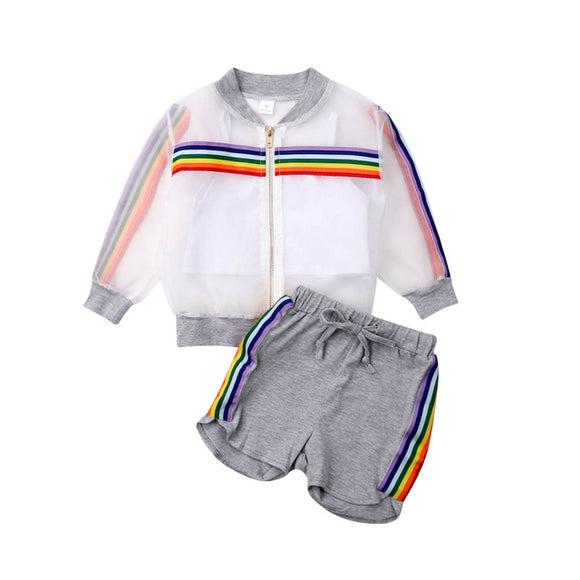 The Jackie Rainbow Set