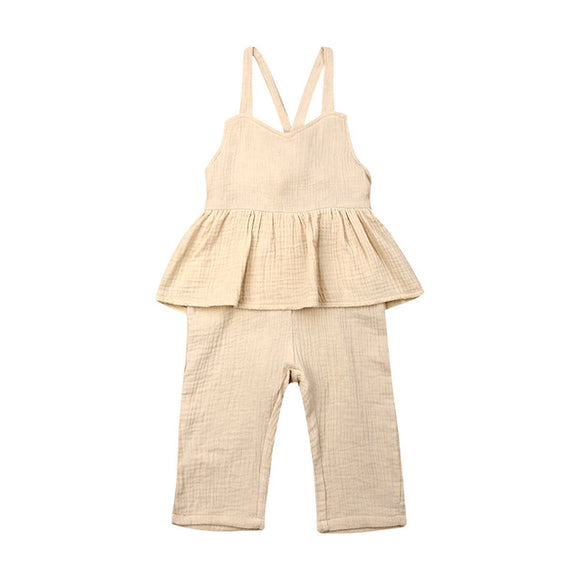 The Lynn Leigh Ruffle Romper