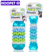 HOOPET Dog Toys Teeth Toy Teddy Puppies Middle Large Dogs Interactive Pet Product Rubber