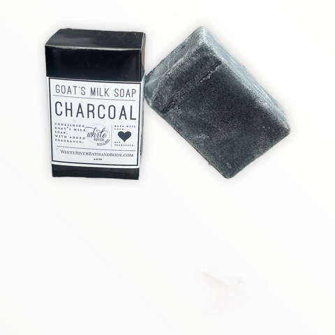 Charcoal & Coconut Milk Soap