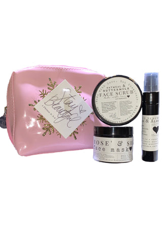 NEW Rose Face Care | Mini Set