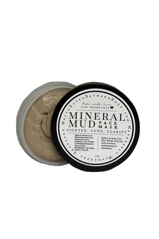 Mineral Mud Facial Mask