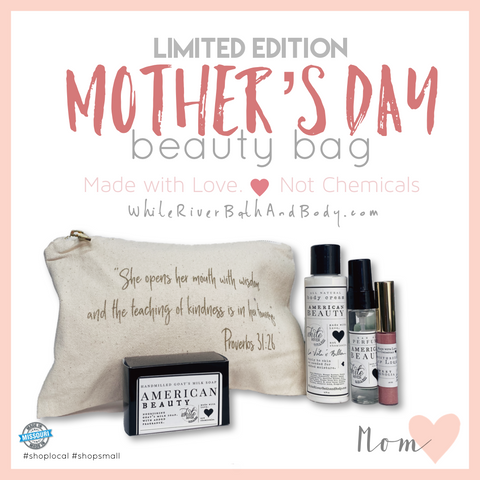 Mother's Day Beauty Bag | LIMITED EDITION