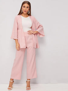 Padma Pearl Co-ord Set - Huzsy
