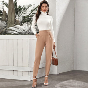 Ziva Tailored Pants - Huzsy