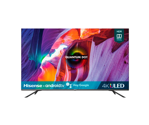 "SMART TV HISENSE H8G QUANTUM 65"" UHD 4KULED 60HZ 9.5MS ANDROID/RJ45/WIFI/BLUETOOTH"