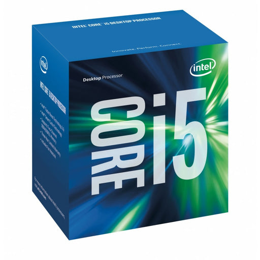 Procesador Intel Core I5 7400 3.5Ghz 1151 6Mb