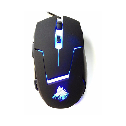 Mouse Eagle Warrior G13 Negro Alambrico  MOJ136US0G13EGW