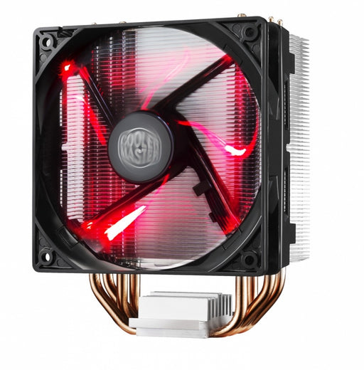 Disipador Cooler Master 212 Led 120Mm Redled