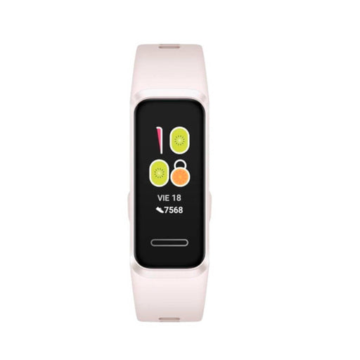 SMART BAND HUAWEI 4 ROSA BLUETOOTH RESISTENTE AGUA POLVO USB RECARGABLE